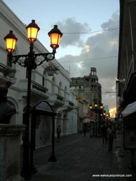 Spacer po stolicy Dominikany