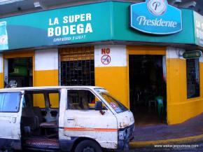 Wakacje na Dominikanie. Knajpa w Santo Domingo