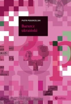 Barszcz ukraiński - okładka książki