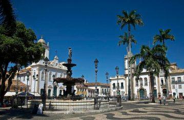 Brazylia - zdjęcia z Salvador da Bahia