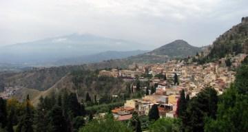 Taormina na Sycylii