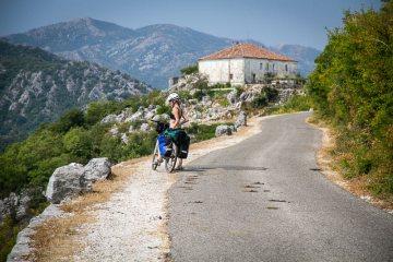 Rowerowa podróż na Bałkany