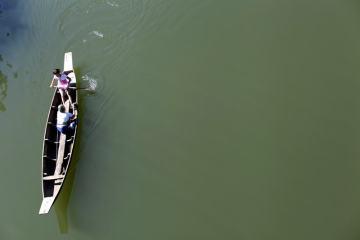 Banladesz - transport rzeczny