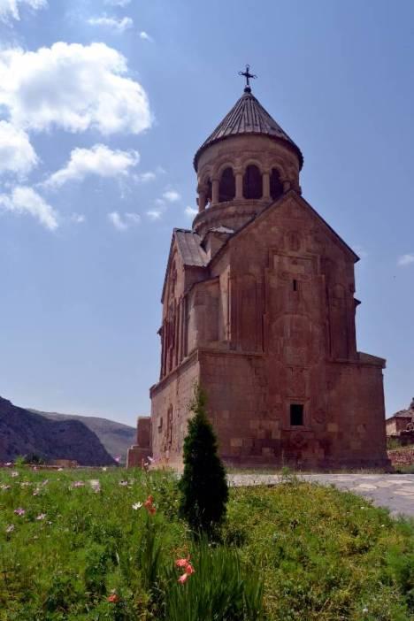 Ortodoksyjny monastyr w Armenii