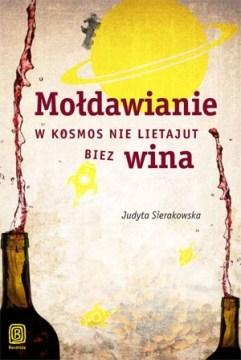 Okładka książki o Mołdawii Judyty Sierakowskiej