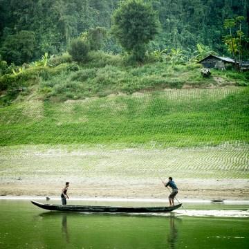 Transport rzeczny w Bangladeszu