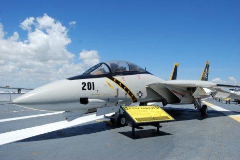 Amerykański mysliwiec F14 tomcat