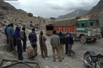 Trasa Leh - Manali przez Himalaje