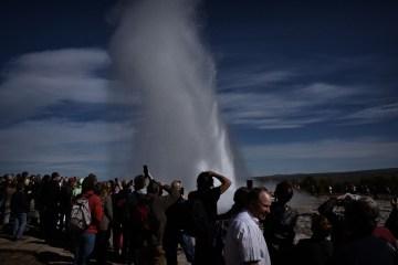 Islandia słynie z gejzerów - zdjęcia z podróży