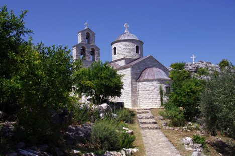 Wakacje w Czarnogórze - monastyr Beska