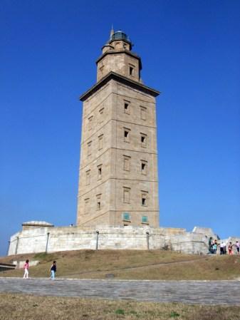 Wieża Herkulesa (Torre de Hércules)