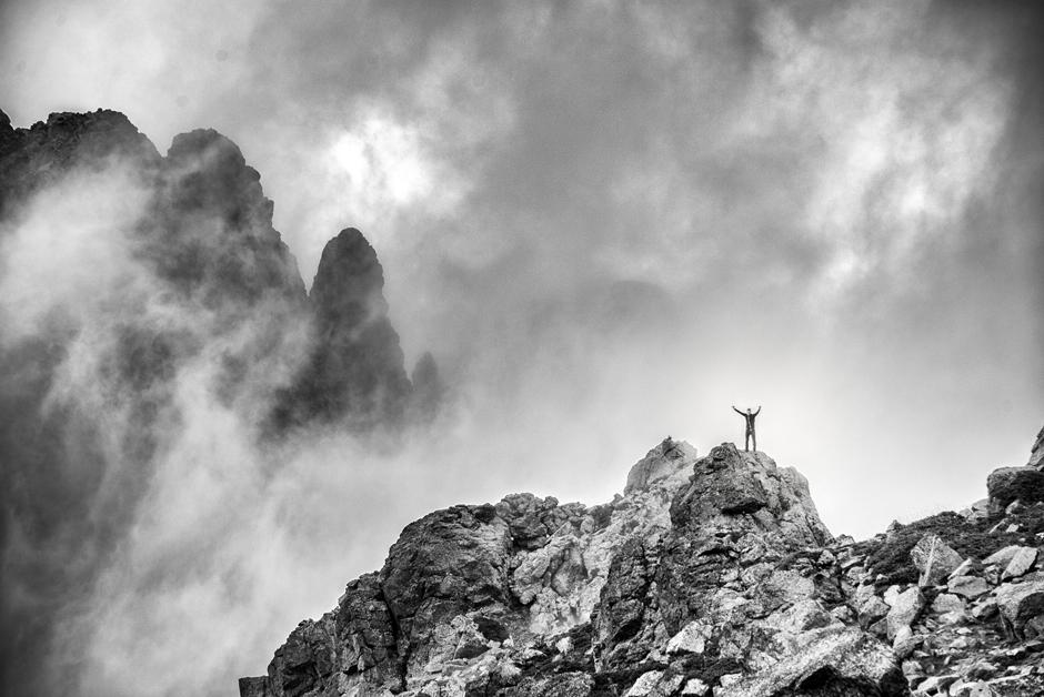Piekno gór - Korsyka