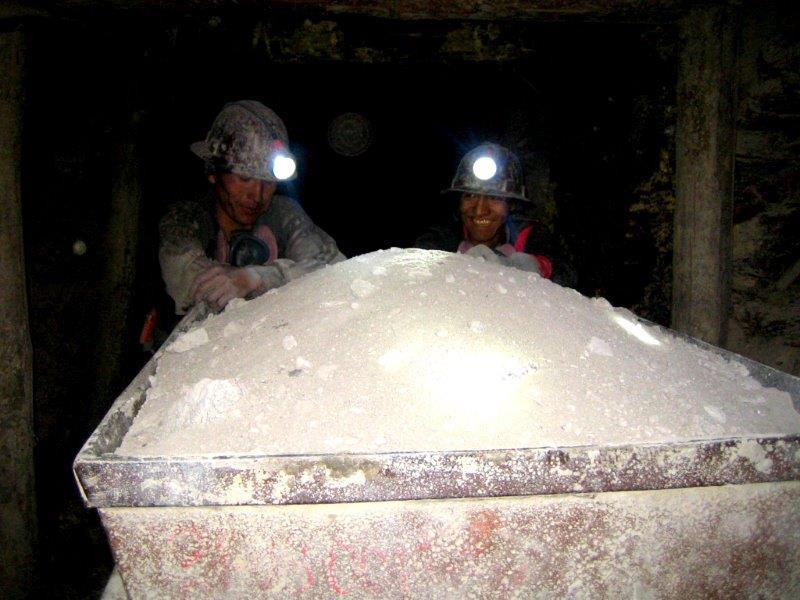 Górnicy z Potosi - podróż do Boliwii