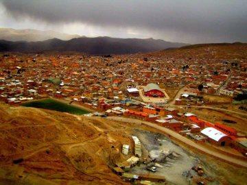 Panorama Potosi - foto