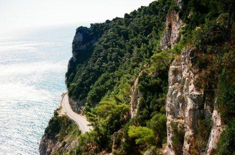 Nadmorska trasa - via Aurealia we Włoszech