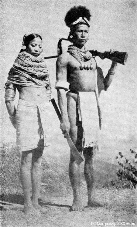 Łowcy Głów z Indii