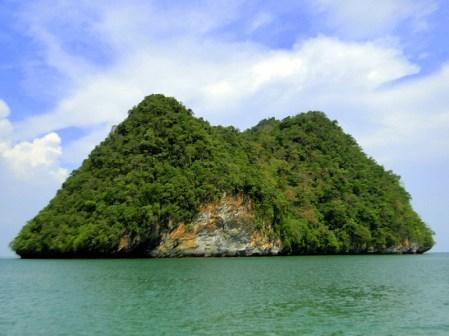 Nieziemskie wyspy Malezji