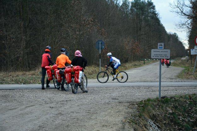 Rowerowe Jamboree - etap I
