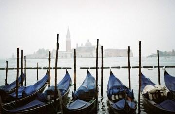 Wyspa świętego Jerzego w Wenecji