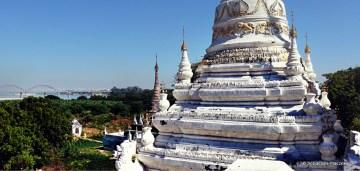Inn Wa w Birmie - zdjęcie pagody