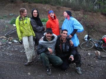 Rowerowe Jamboree w górach Iranu