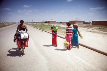 Kobiety w Turkmenistanie - foto