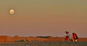 Gdzies w AARgentynie - rowerowa podróż Piotra Strzeżysza