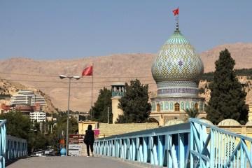 Mauzoleum Emira Aliego, Shiraz