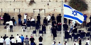 Zdjęcia z Jerozolimy - Ściana Płaczu