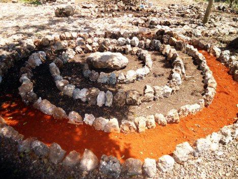 Mozaika z kamieni