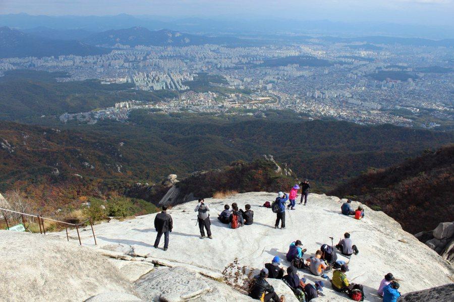 Parki Korei Południowej