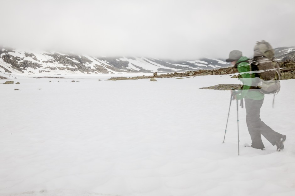 Blaknące wspomnienia. Norwegia (Fot. Katarzyna Nizinkiewicz)