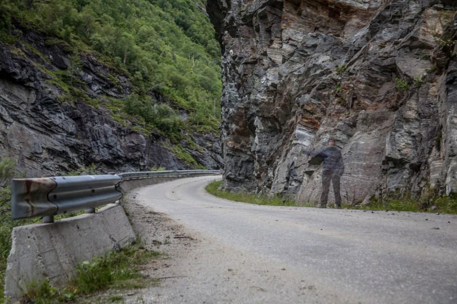 Autostop w Norwegii