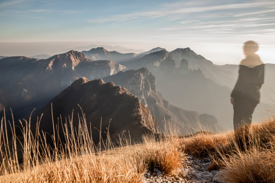 Włochy, Alpy, Fot. Kasia Nizinkiewicz