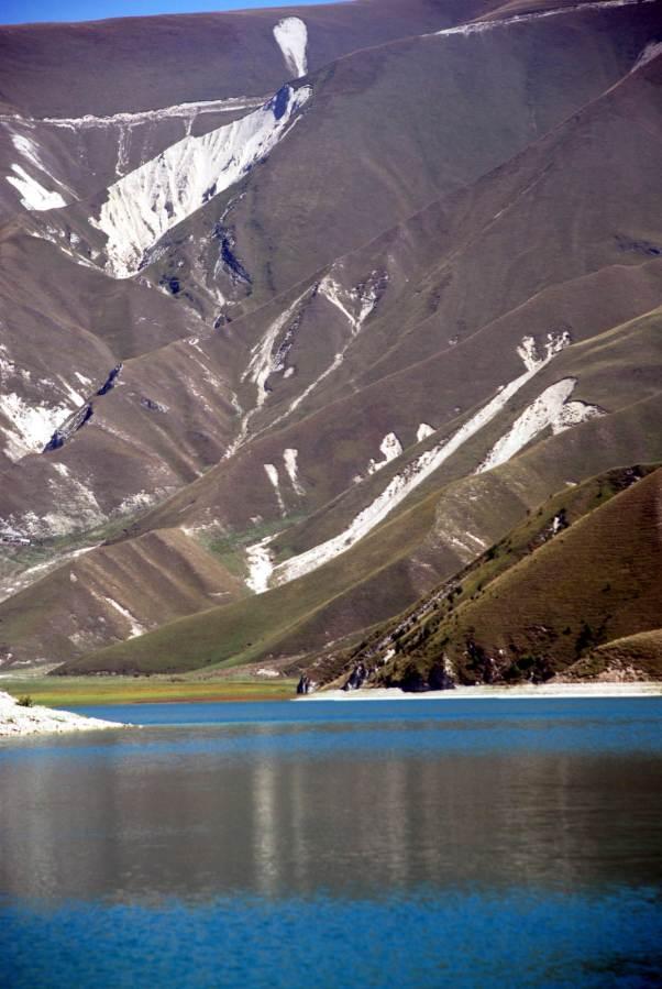 Podróż do Czeczeni, jezioro Kiezenoj-Am