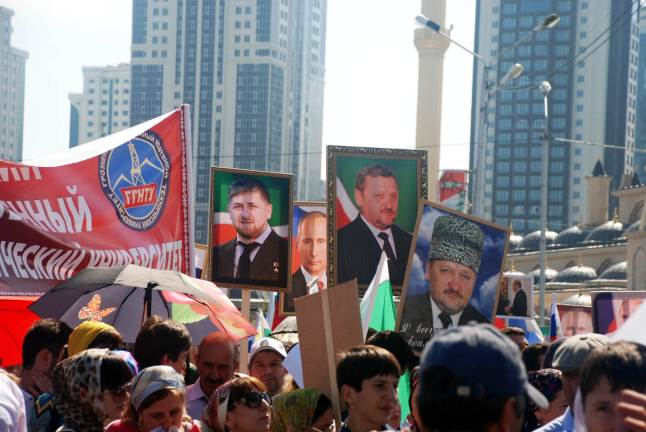 Dzień Republiki - czeczeńskie święto