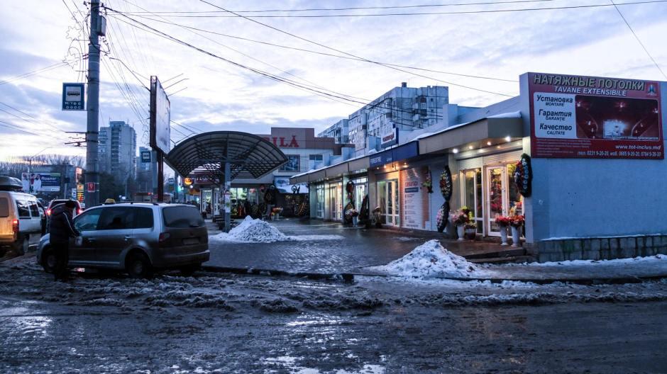Mołdawia, Bielce