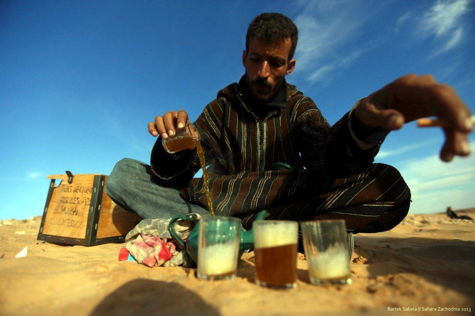 Herbata na pustyni, Sahara Zachodnia