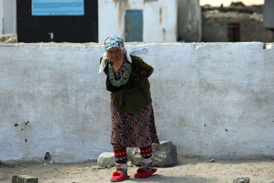 Babcia z Pamiru - podróż przez Tadżykistan