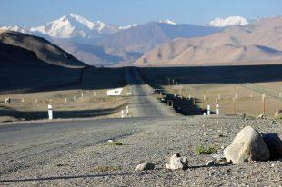 Podróż przez Pamir - Tadżykistan