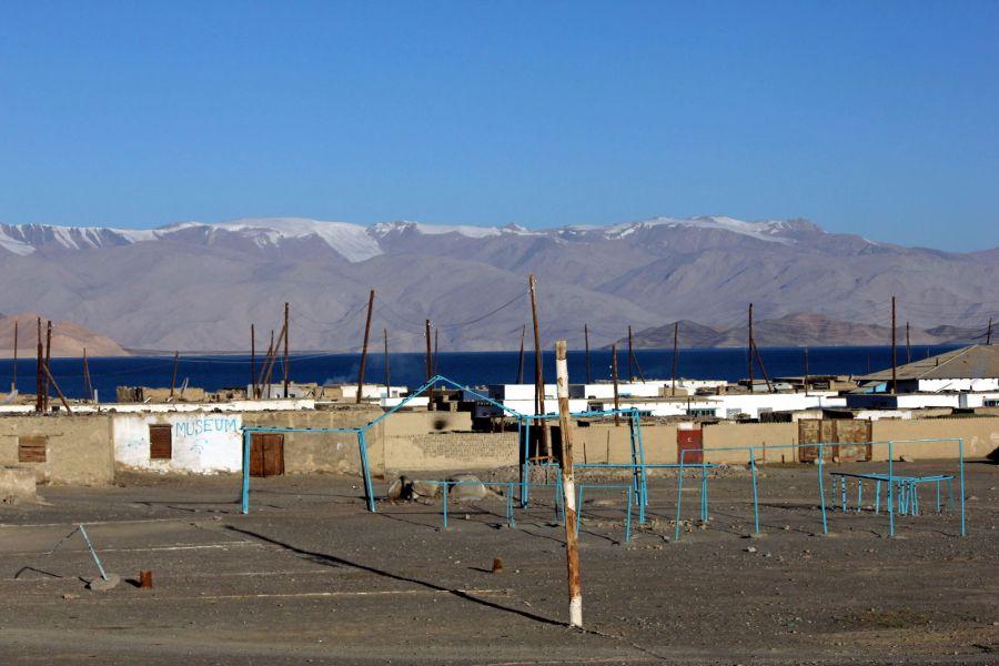 Karakul w Tadżykistanie