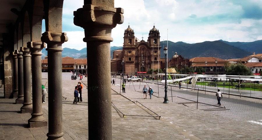Zdjęcia z Cuzco - podróż do Peru