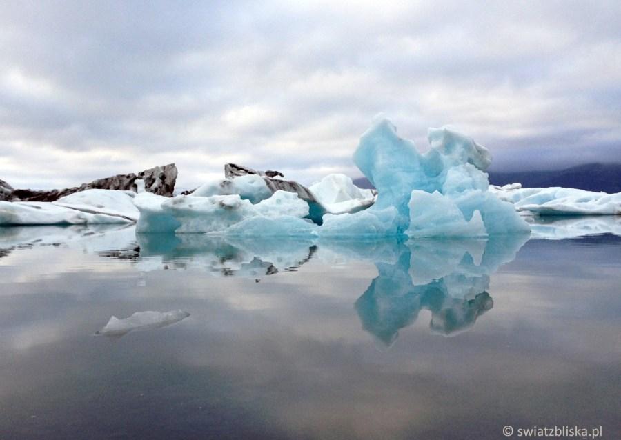 Lodowce na Islandii - foto