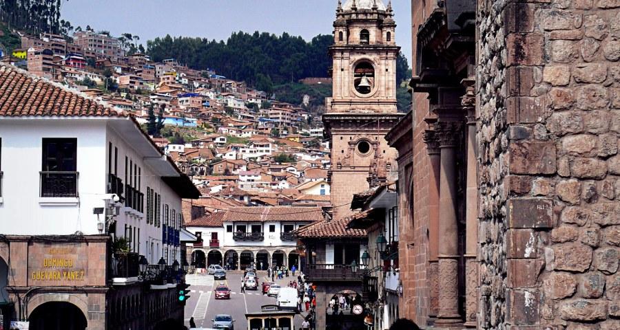 AMeryka Południowa, Peru, zdjęcia z Cuzco