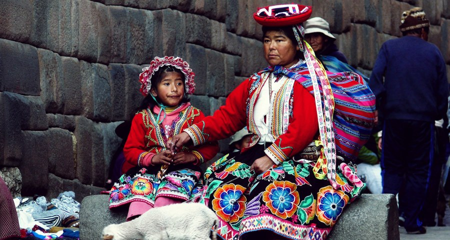 Zdjęcia z podróży do Peru - Cuzco