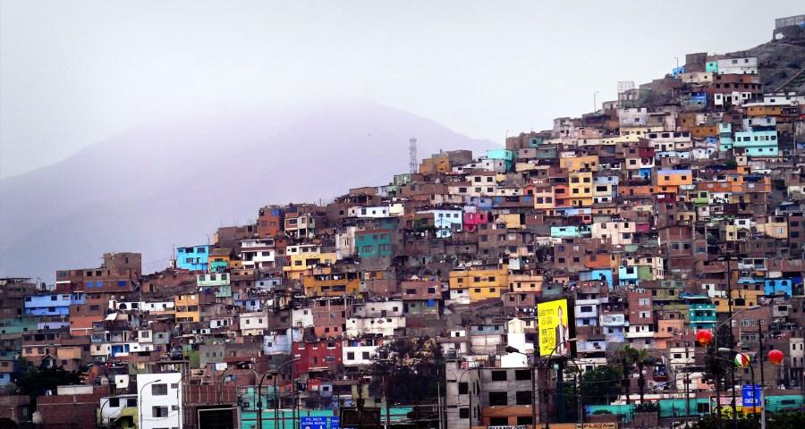 Peru - zdjęcia z podróży - wizyta w Limie