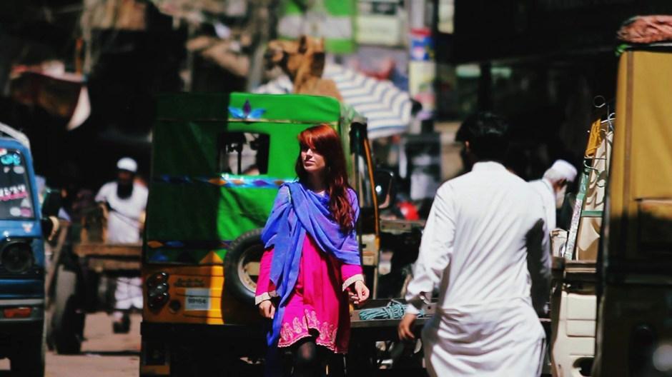 Monika Masaj - samotna podróżniczka w Pakistanie