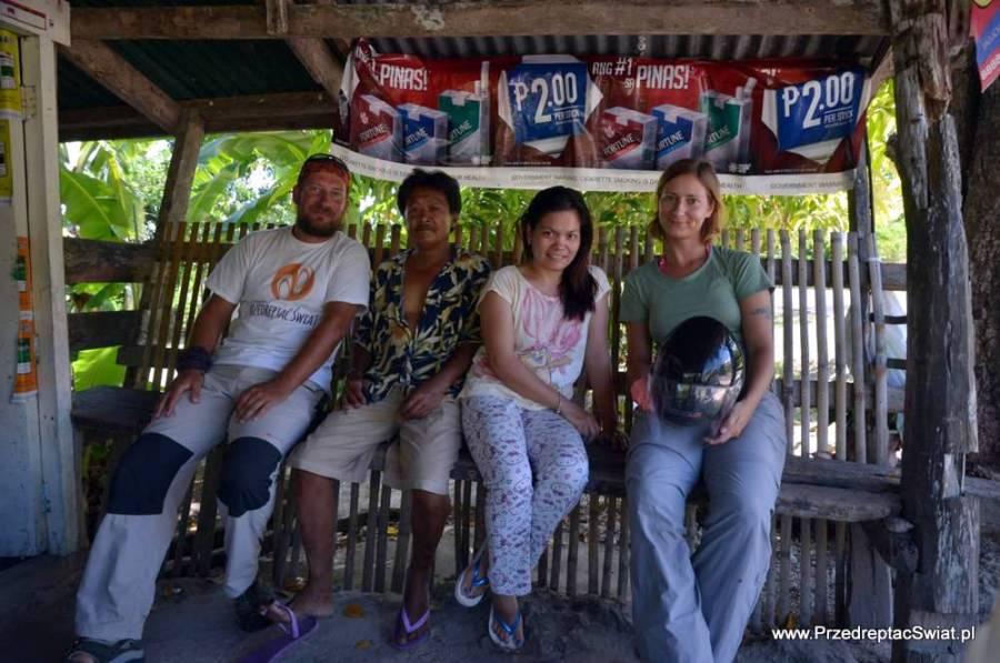 Pomocni ludzie z Filipin