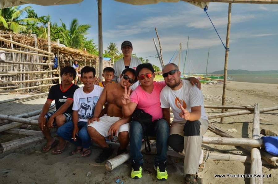 Mieszkańcy Filipin to wspaniali ludzie