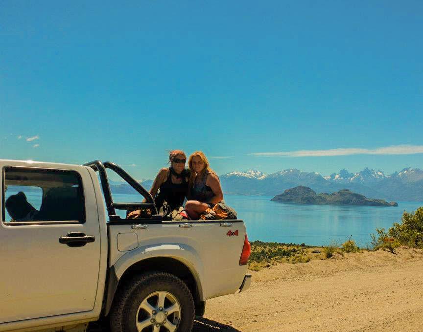 Autostop w Argentynie, podróż przez Amerykę Południową